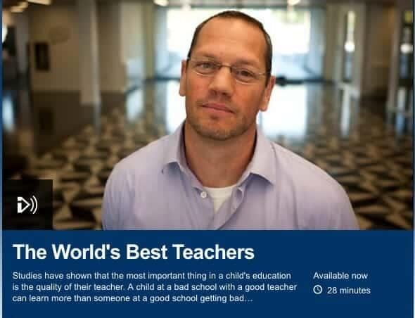 Doug Lemov masterclass on Classroom Management